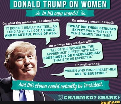 trump-on-women