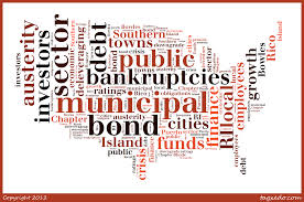 Municipal bond debt in U.S. totals $3.5 trillion.