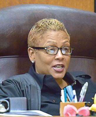 Judge Vonda R. Evans