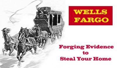 Wells-Fargo-Forging-Evidence