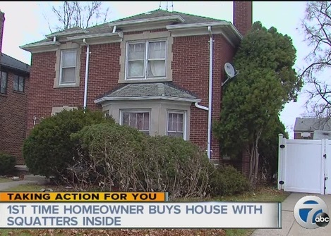 West Outer Drive home bought by 25-year-old winning bidder.