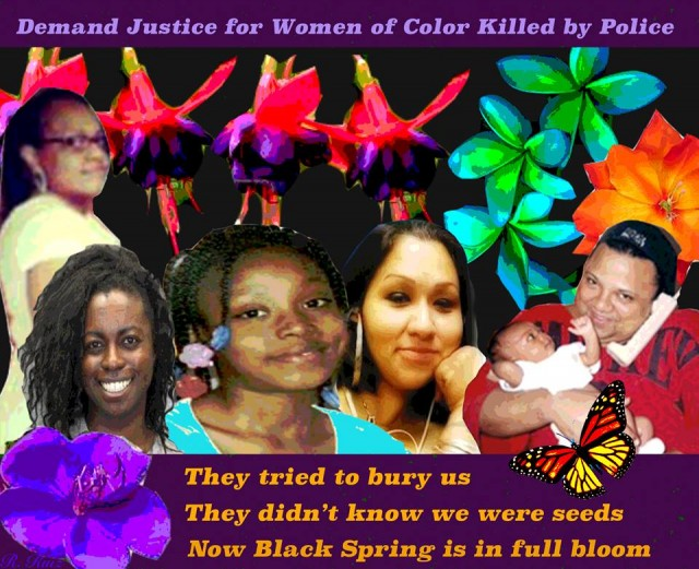 Women of Color Killed by Police