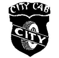 City Cab registered logo for historic Black-owned Detroit cab company.