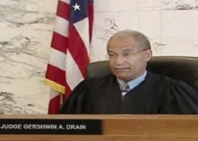 U.S. District Court Judge Gershwin Drain