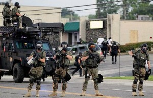 Militarized police are taking over U.S. cities.